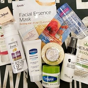 Other - NWT Travel Skin and Hair Bundle